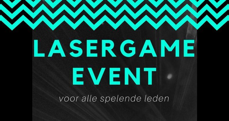 Lasergame Event – 29 december 2017