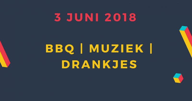 Eindeseizoensfeest 2018   3 juni 2018