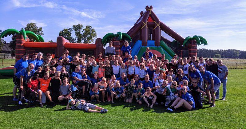 Handbalkamp 'Expeditie Robinson' een succes