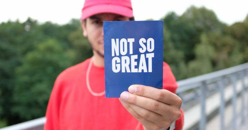 Binnenkort: Trek de blauwe kaart tegen schelden!