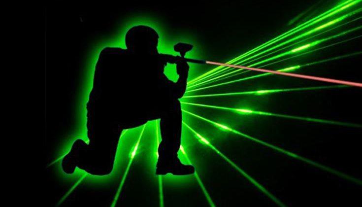 Lasergamen met Oliveo