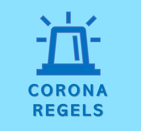 Coronaregels voor trainingen (binnen en buiten)