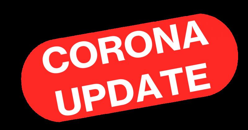 Corona update 13 oktober