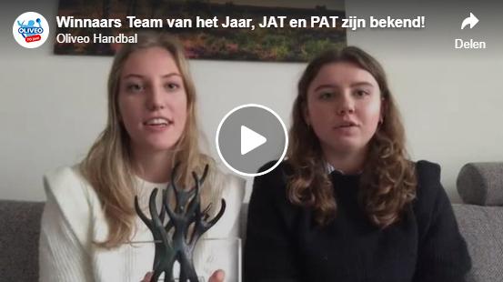 Winnaars Team van het Jaar, JAT en PAT zijn bekend!
